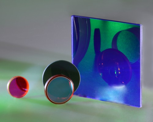 dichroic mirrors from Artifex Engineering