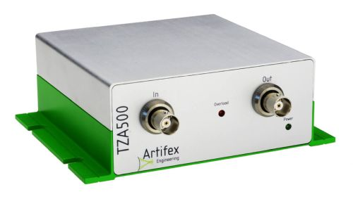 photodiode amplifiers from Artifex Engineering