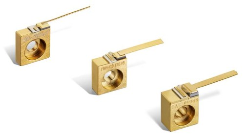 tapered laser diodes