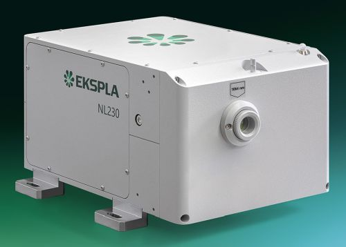 diode-pumped lasers from EKSPLA