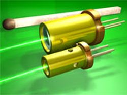 diode-pumped lasers