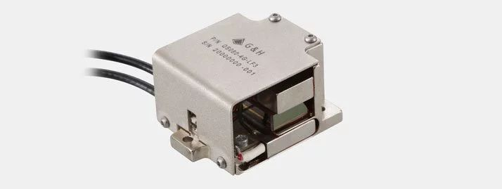 acousto-optic Q switches from G&H