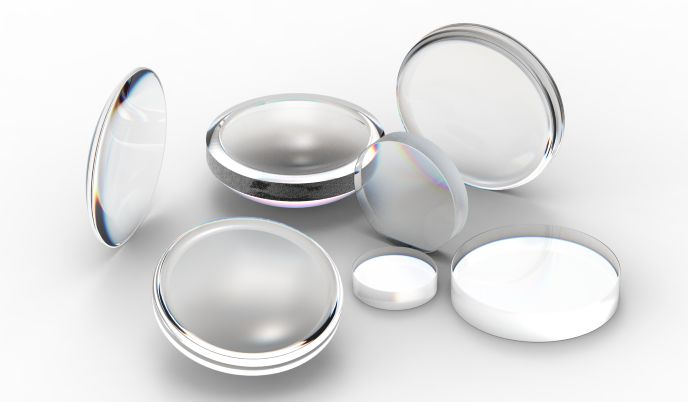 aspheric optics from G&H