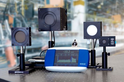 optical power meters from Gentec Electro-Optics