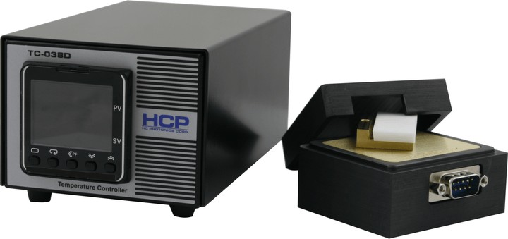 crystal ovens from HC Photonics