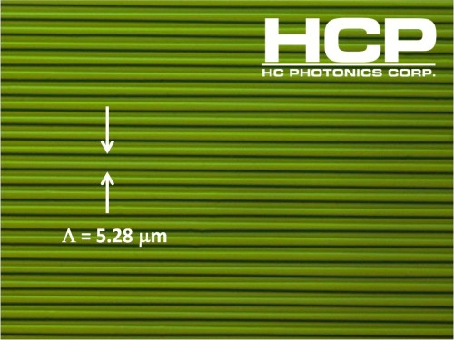 nonlinear crystal materials from HC Photonics