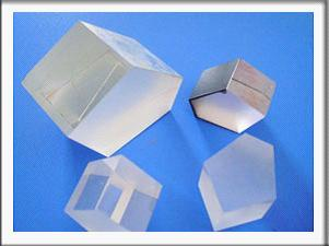 prisms from Intrinsic Crystal Technology