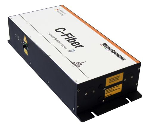 erbium-doped fiber amplifiers from Menlo Systems
