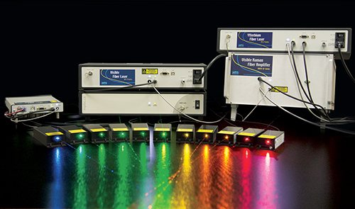 fiber lasers from MPB Communications