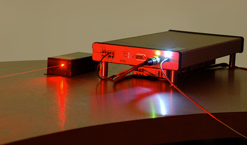 red lasers from MPB Communications