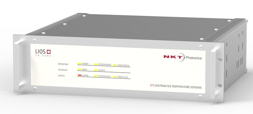 fiber-optic sensors from NKT Photonics