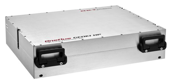 mode-locked fiber lasers from NKT Photonics