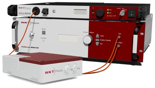 nonlinear frequency conversion equipment from NKT Photonics