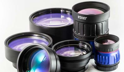 lenses from Shanghai Optics