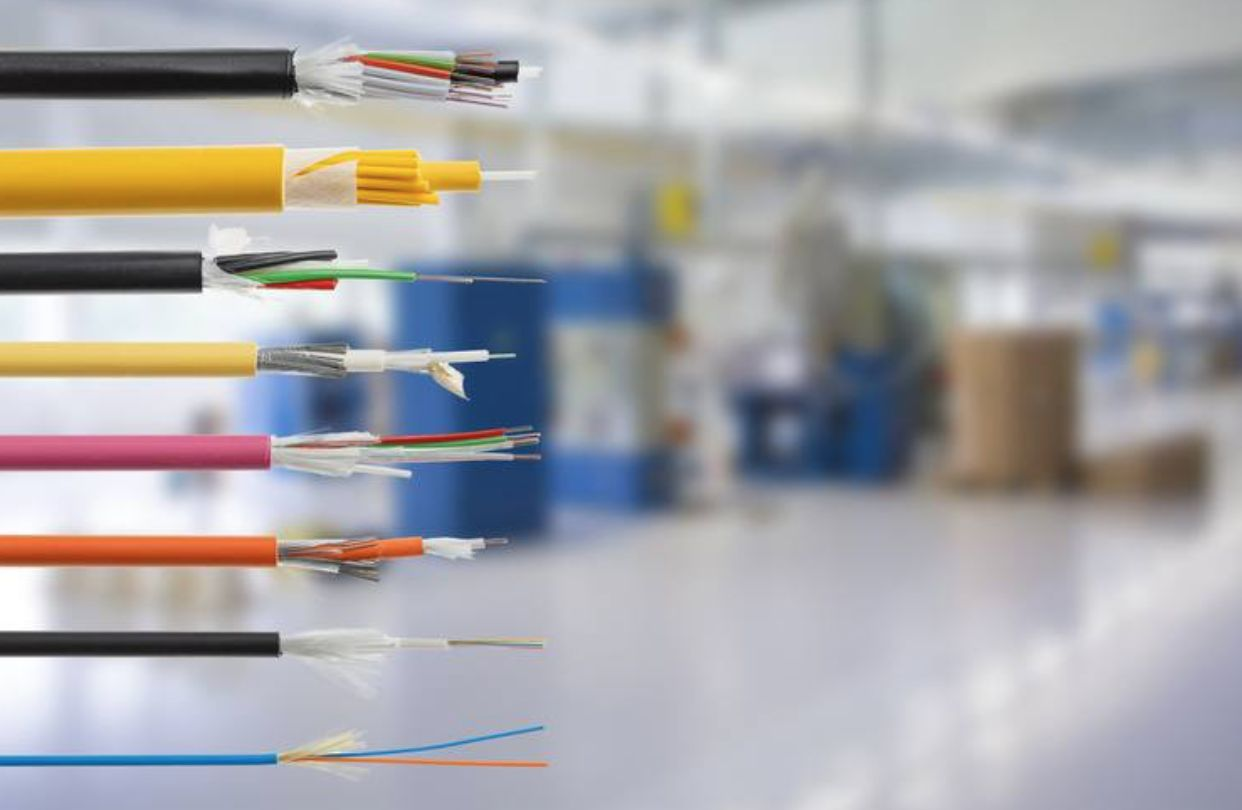 fiber cables from Technica Optical Components