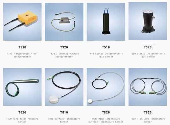 optical sensors from Technica Optical Components