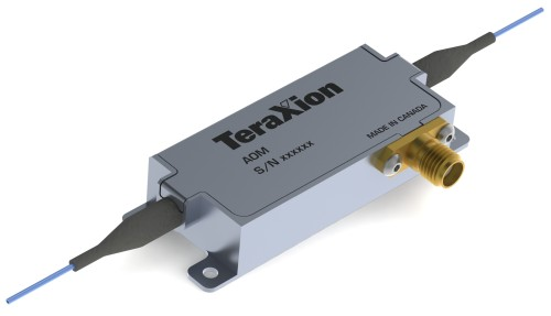 acousto-optic modulators from TeraXion