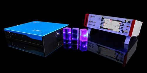 blue lasers from TOPTICA Photonics