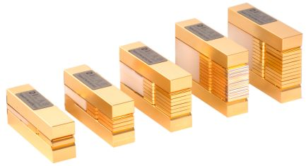 photograph of packaged diode stacks