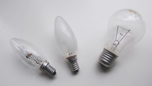 household incandescent lamps