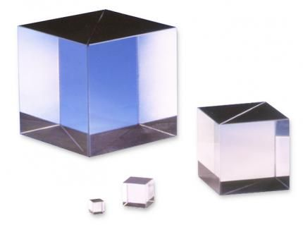 polarizing cubes