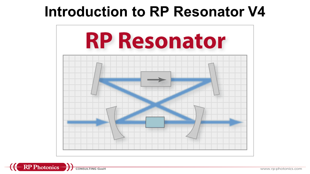 introduction to RP Resonator V4